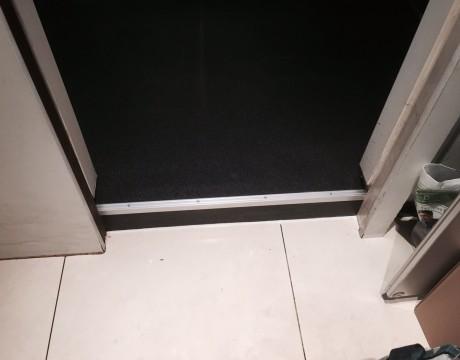 Doppelbodensystem für den Renovationsbereich